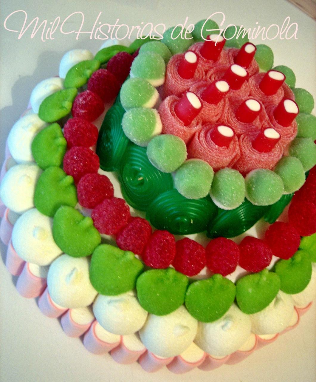 verde roja: