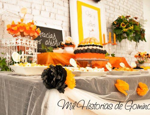 La Mesa de Chuches de Laura y Fernando